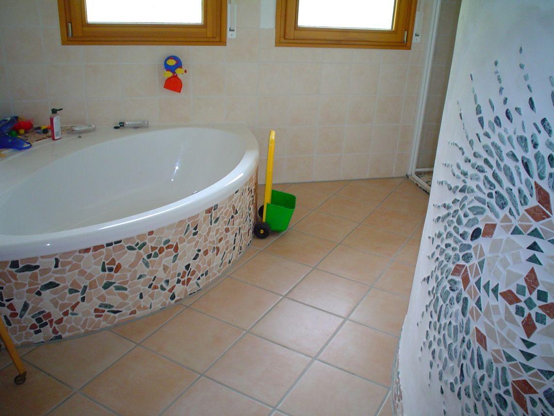 badewanne einfliesen bilder