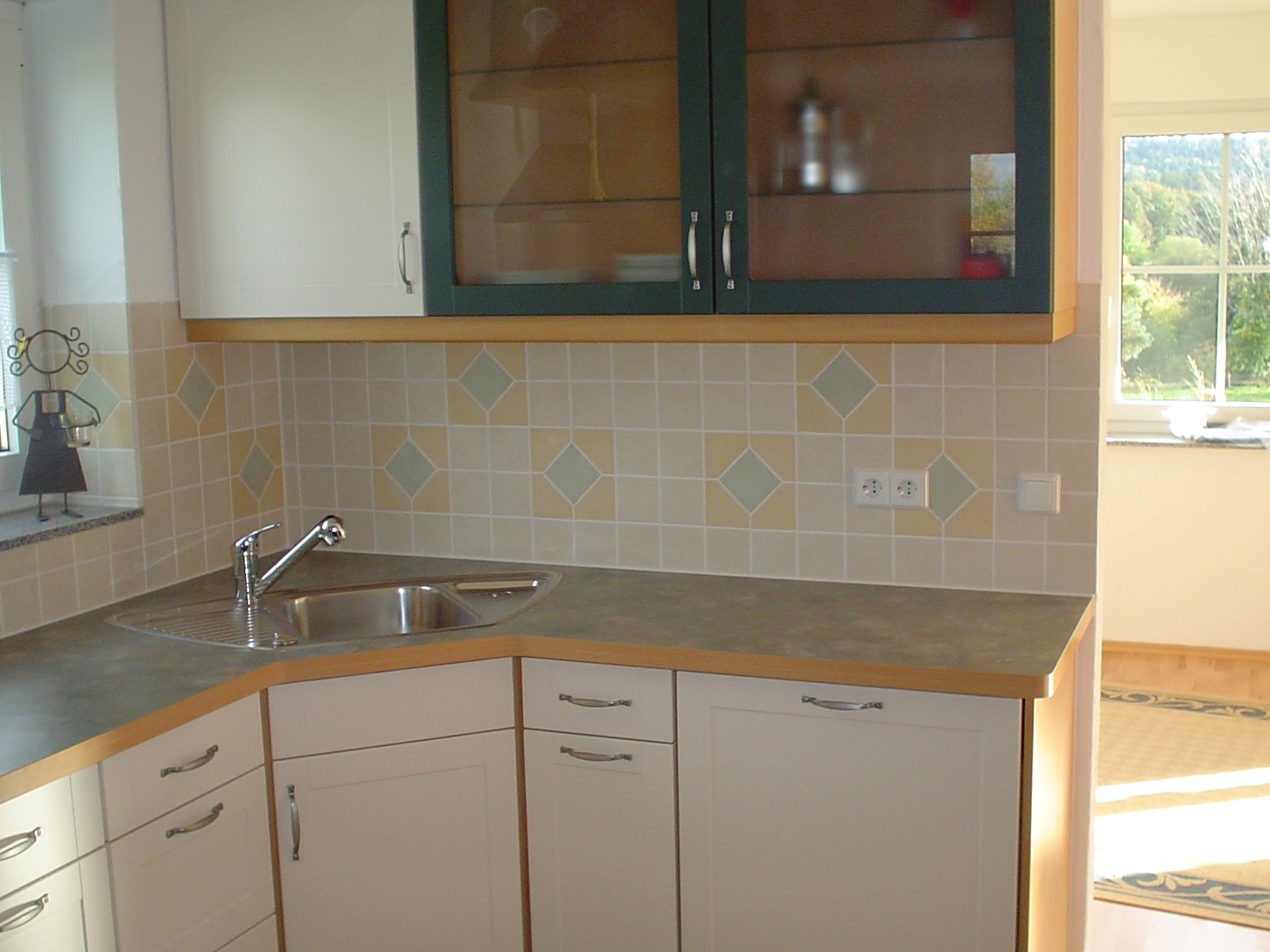 Beispielseite Küchen - Fliesen-Schoenleber, Rudersberg